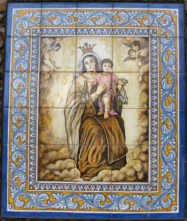Azulejos Españoles de Puente Del Arzobispo, Toledo/Spanish tiles