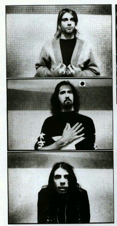 Kurt, Krist & Dave :)