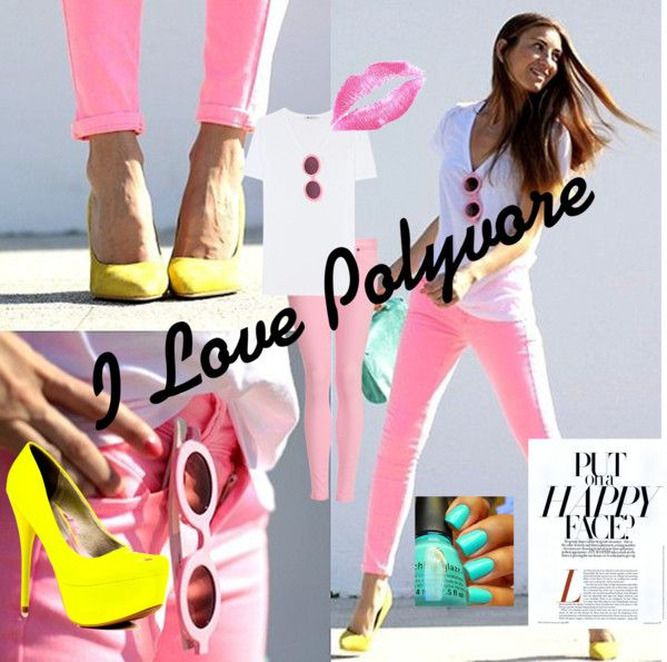 """I love Polyvore!"" by robin-denman ❤ liked on Polyvore"