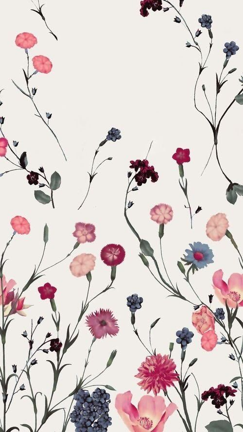 Primavera Flores Papel De Parede Para Celular Wallpapper