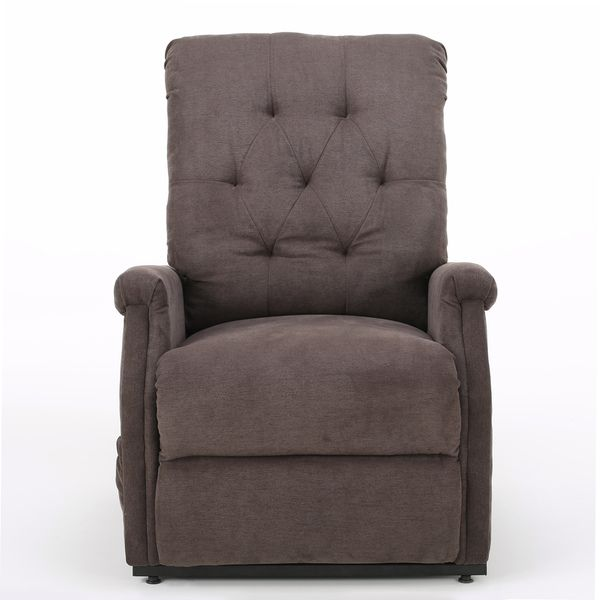Orin Fabric Recliner Lift Club Chair By Christopher Knight Home