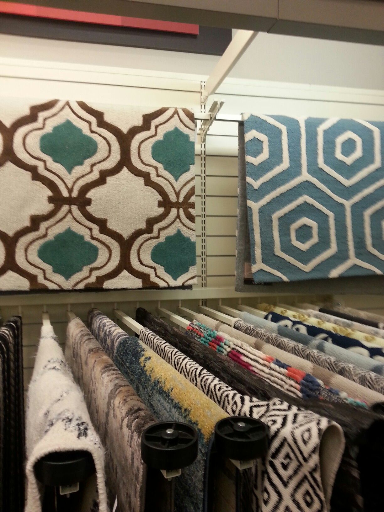 Beautiful Area Rugs From Homesense