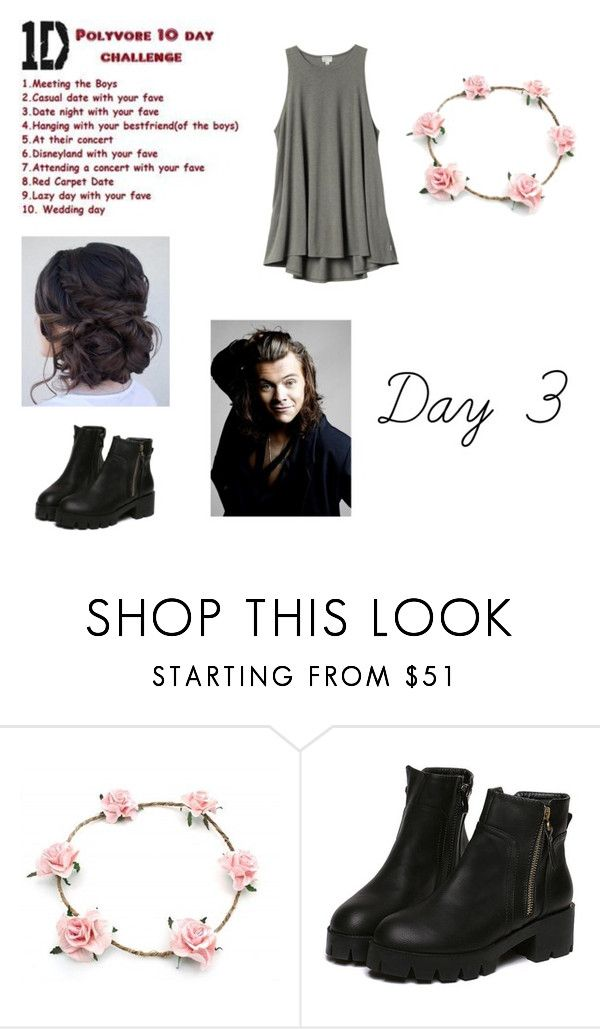 """""""Day 3"""" by rossandharry ❤ liked on Polyvore featuring H&M"""