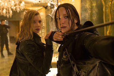 "EL ARTE DEL CINE: RUMBO A LA ESTATUILLA: ""The Hunger Games Mockingja..."