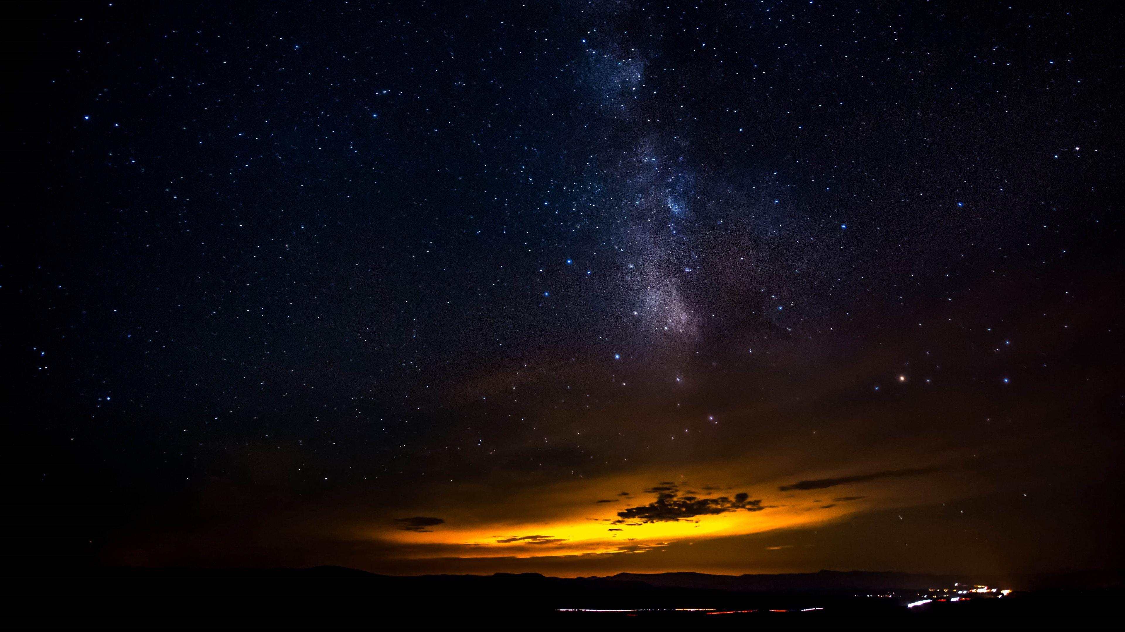 Wallpapers del universo[4k] Noche magica, Astronomía, Noche