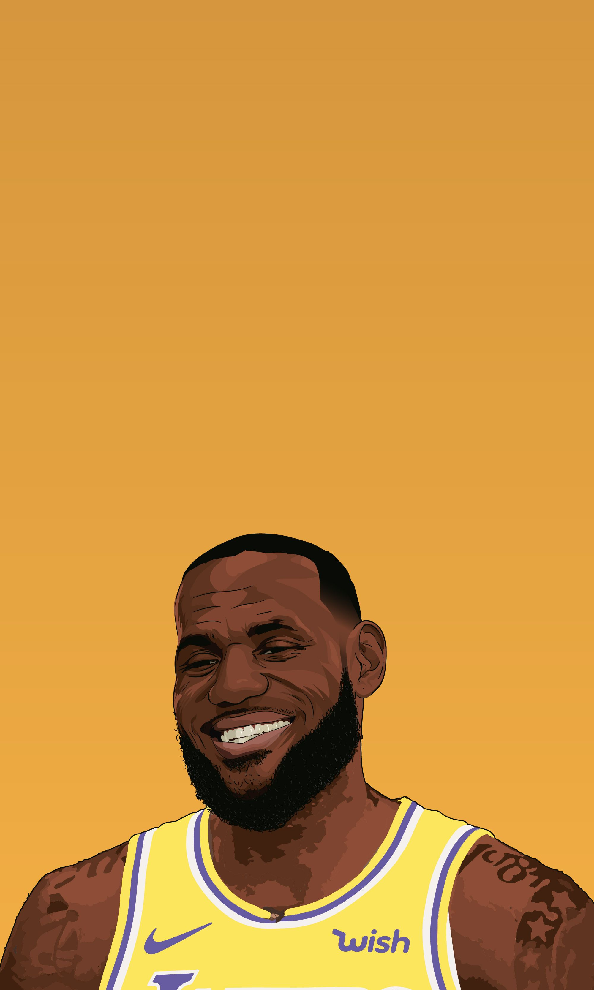 Basketball by Erigh Booysen in 2020 Lebron james