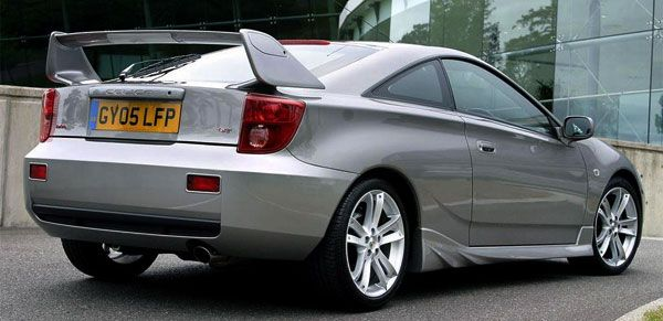 Get A Cheap Used Sports Car Toyota Celica Review - Cool cheap sports cars