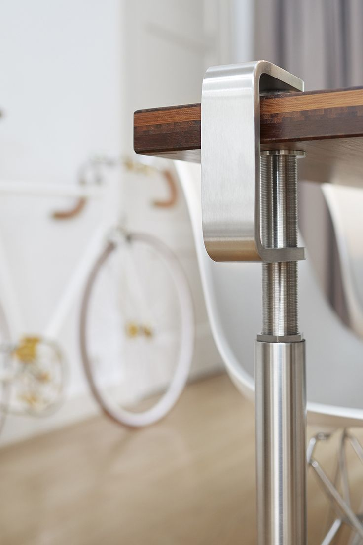 Dining Table Steel Legs Convert Every Table Top Or Surface Into An Cool # Table!