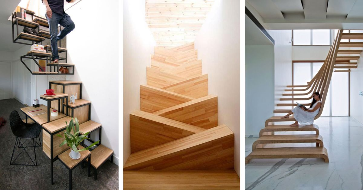 Best 30 Stunningly Designed Staircases That Are A Step Above 640 x 480