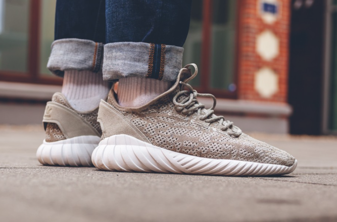 Tubular Rise from the F/W2017 18 Cheap Adidas Originals in tan Avenue