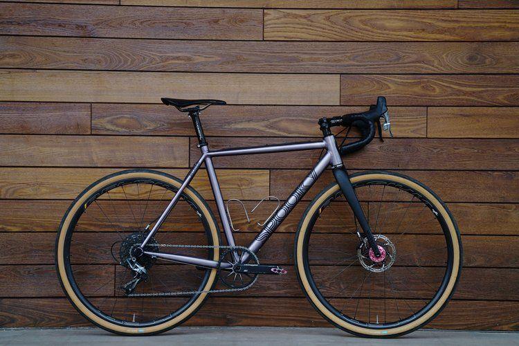 Spooky Gas Mask Steel Bike Gravel Bike Road Bikes