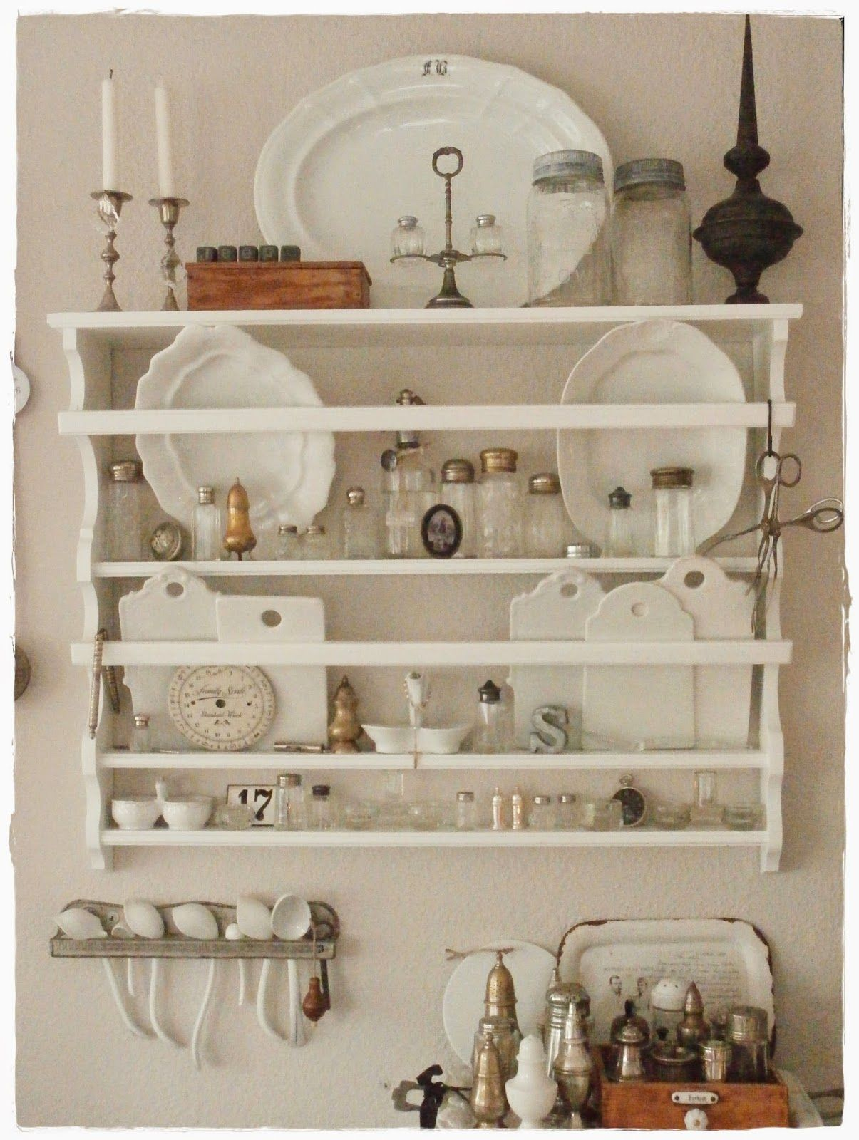 Küche Landhausstil Vintage Shabby Landhaus Vignettes 2 Kitchen Decor Shabby Chic