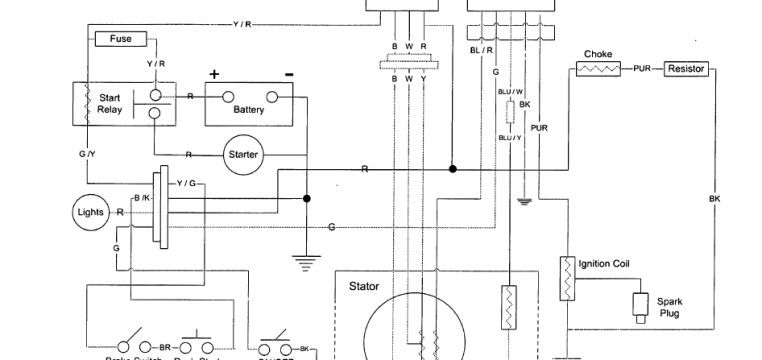 yerf dog 150cc wiring diagram (go-kart) (with images) | 150cc, go kart sunl go kart wiring diagram 5 pin cdi wiring diagram pinterest