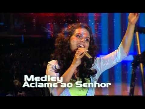 Aline Barros Som De Adoradores Hinos Antigos Musica Gospel