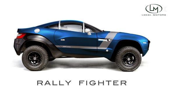 Local Motors Rally Fighter  Vehicular  Pinterest  Or Company