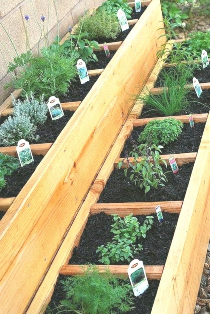 30+ Cozy Small Vegetable Garden Ideas On A Budget, #Budget #Cozy #Garden #Ideas #Small #Vegetable #kleinekräutergärten