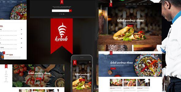 Kebab restaurant fast food wordpress theme forumfinder Images