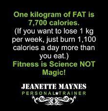 Kgs To Calories