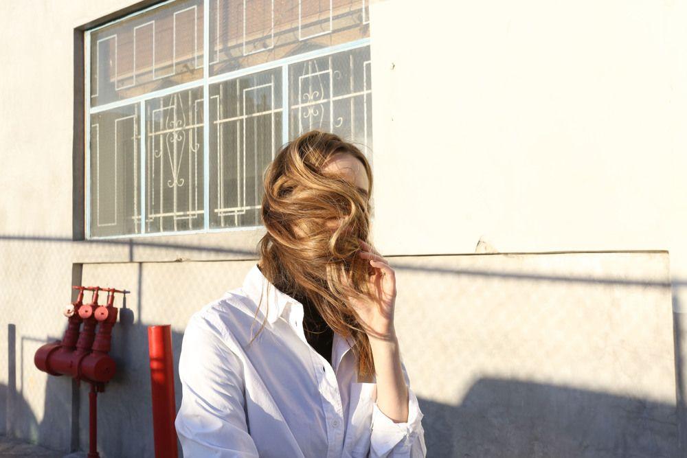 Jess Hannah shot by Kourtney Jackson and interviewed for OhK World Journal