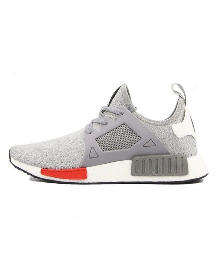 Adidas Originals NMD XR1 Grey Red S81520 The formation of Adidas another  style of style shoes