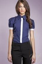 Damska fialova kosela NIFE #fashion