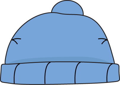 Blue Winter Hat Winter Hats Clip Art Hat Clips