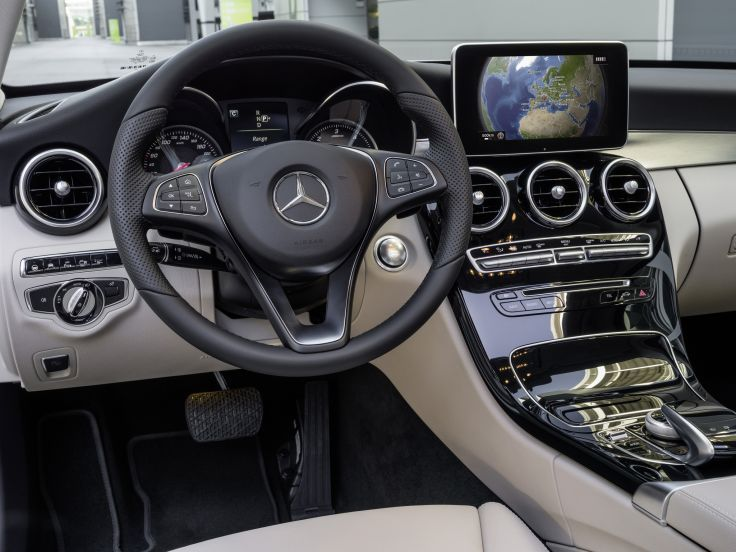 2014 Mercedes Benz C250 Bluetec W205 Luxury Interior G Wallpaper
