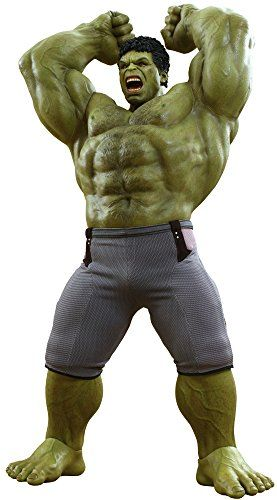Marvel Avengers Age Of Ultron Hulk 17 Collectible Figure Deluxe Set Click Image To Review More Details It Is Amazo Hulk Avengers Hulk Action Figure Hulk