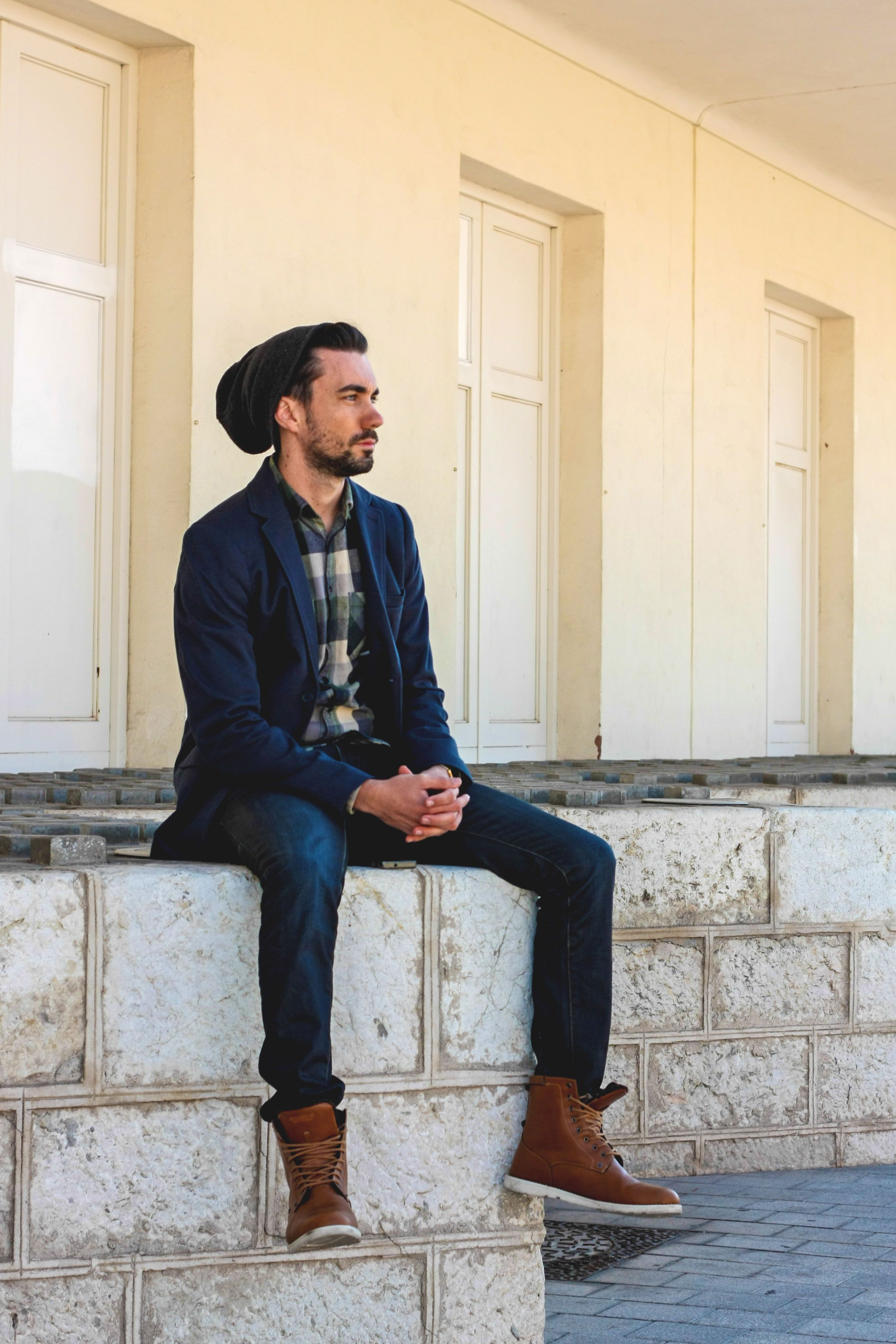 Heritage Casual autumn look by @unapologetices #blazer #shirt ...