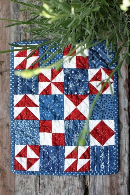 Temecula Quilt Company | Happy Independence Day
