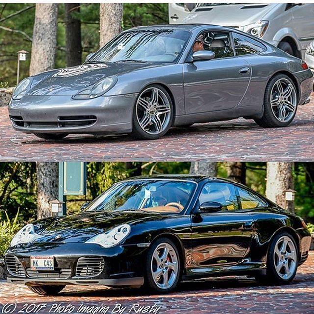 Top Porsche Cars: Great Look For The 996 Of @porschegroup_myrtlebeach (on