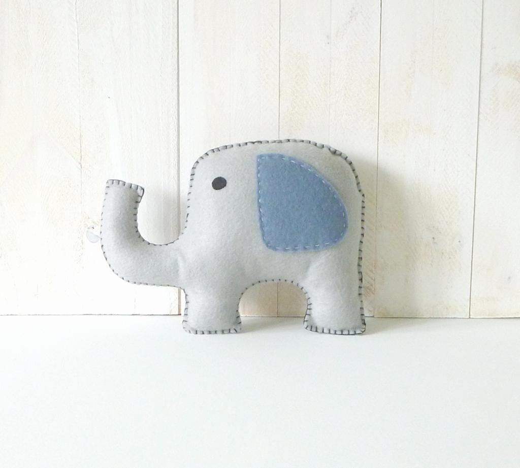 Elephant softie sewing toys sewing patterns and stuffed toy elephant softie animal sewing patternspattern sewingstuffed jeuxipadfo Choice Image