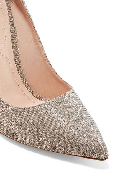 Mira Embellished Textured-lam tygD5qSI