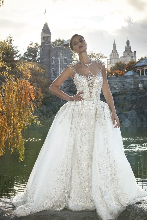 Ysa Makino Bridal Collection - Beautiful Designer Wedding Dresses ...