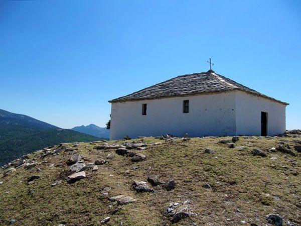 Άγιος Αθανάσιος Κάστρου | Εκκλησίες & Μοναστήρια | Πολιτισμός | Θάσος | Περιοχές | WonderGreece.gr