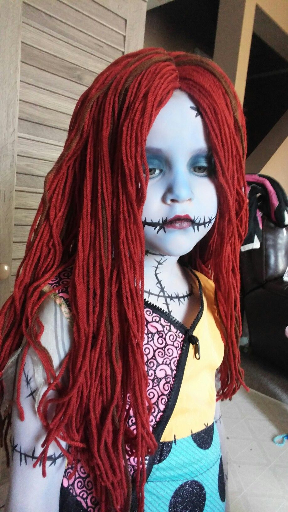 sally from nightmare before christmas - Sally Nightmare Before Christmas Wig