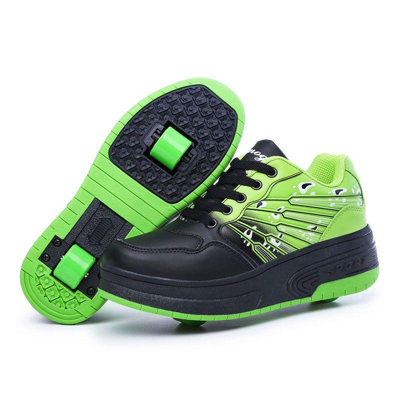 11f67a8c3a heelys roller skate shoes 2 wheel heelys for girls boy and kids ...