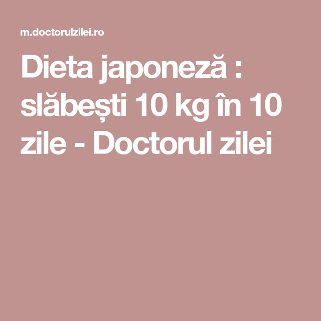 Cum să pierdeți greutatea de 10 kg în 15 zile  