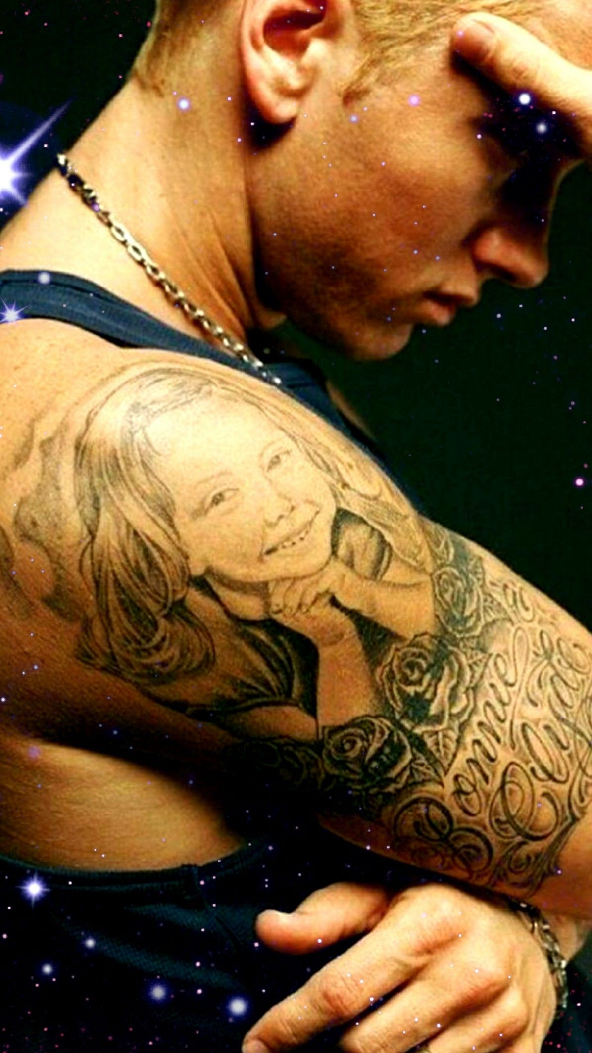 Marshallmatherslll Eminem Father Tattoo Daughter - Tatuajes-eminem