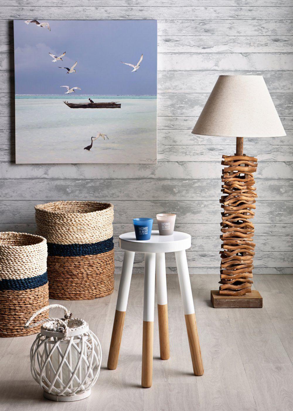 20 id es pour une terrasse de style bord de mer deco. Black Bedroom Furniture Sets. Home Design Ideas