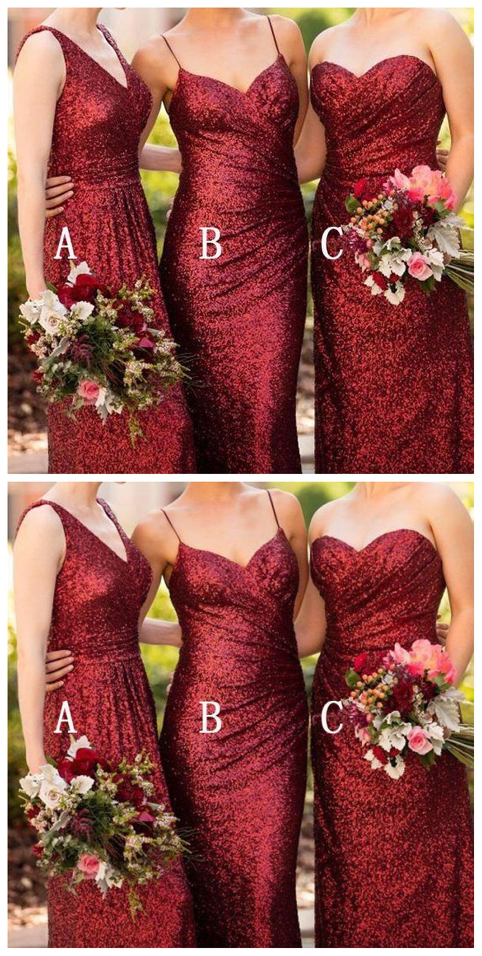 Black lace mermaid cheap long bridesmaid dresses online bd in
