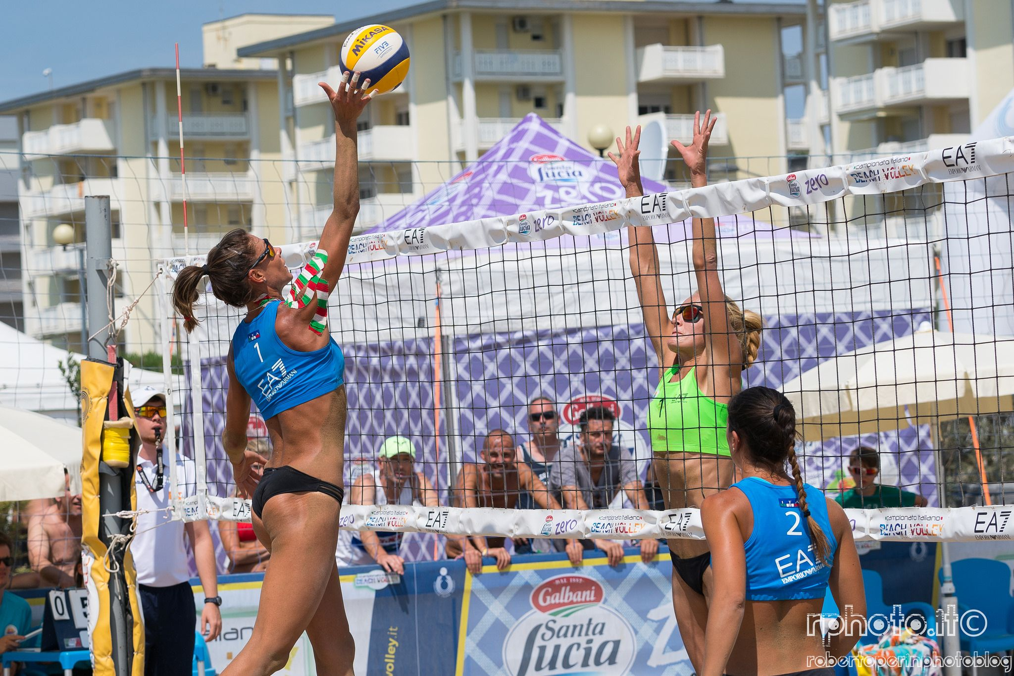 2 Tappa Campionato Italiano Beach Volley Beach Volleyball Volley Beach Girls