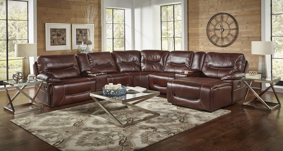Corinthian El Paso Italian Leather Sectional Sectional Furniture Leather Sectional Furniture