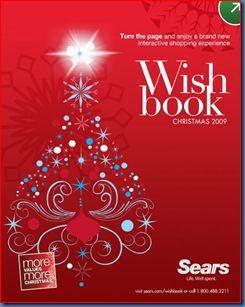 2009 Christmas Wish Book Vintage Christmas Toys Christmas Catalogs Christmas Cover