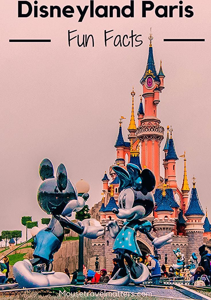Photo of 2019 Disneyland Paris Visitor's Guide: Fun, Facts & Magic
