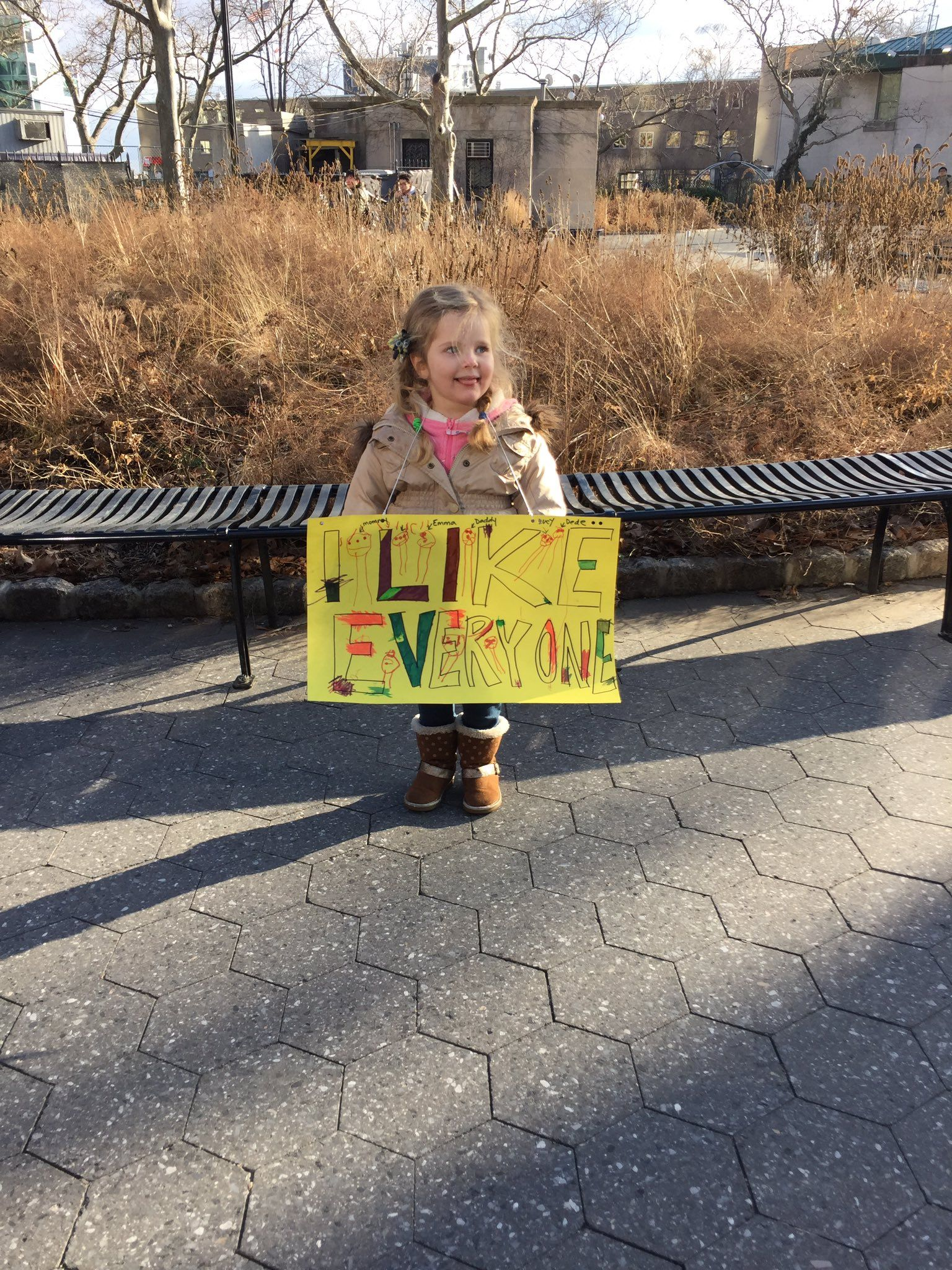 Jia Tolentino on   Pinterest   Battery park  Politics and Thoughts Jia Tolentino on Twitter   The best protestor in Battery Park  https   t co RgA68QvOG2