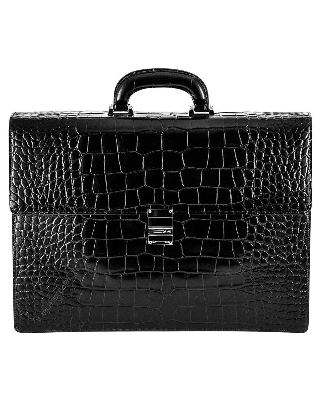 1259fac35 Alligator briefcase for sale Briefcases, Leather Briefcase, Crocodile, Leather  Portfolio