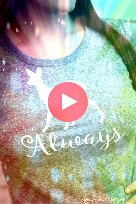 Potter Always iron on tee  Among the Young Harry Potter Always iron on tee A really fun craftHarry Potter Always iron on tee A really fun craft Wake Up For What TShirt Cl...