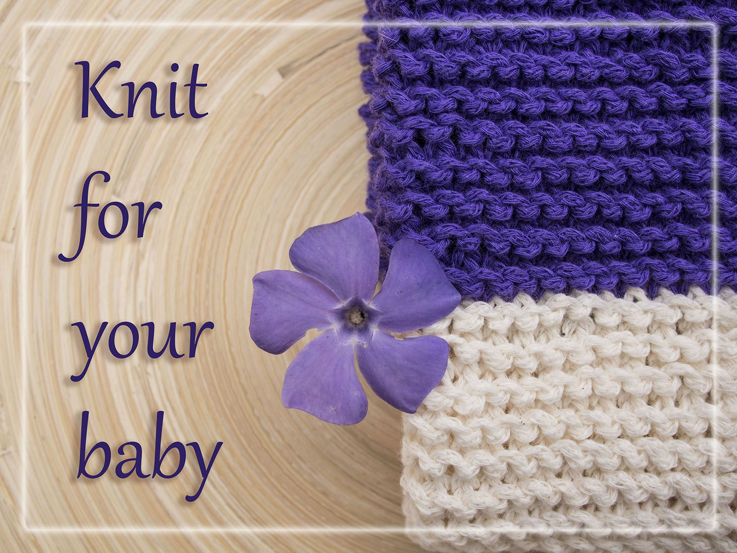Perfect For Knitting Baby Clothes Or Baby Blanket Unscented And