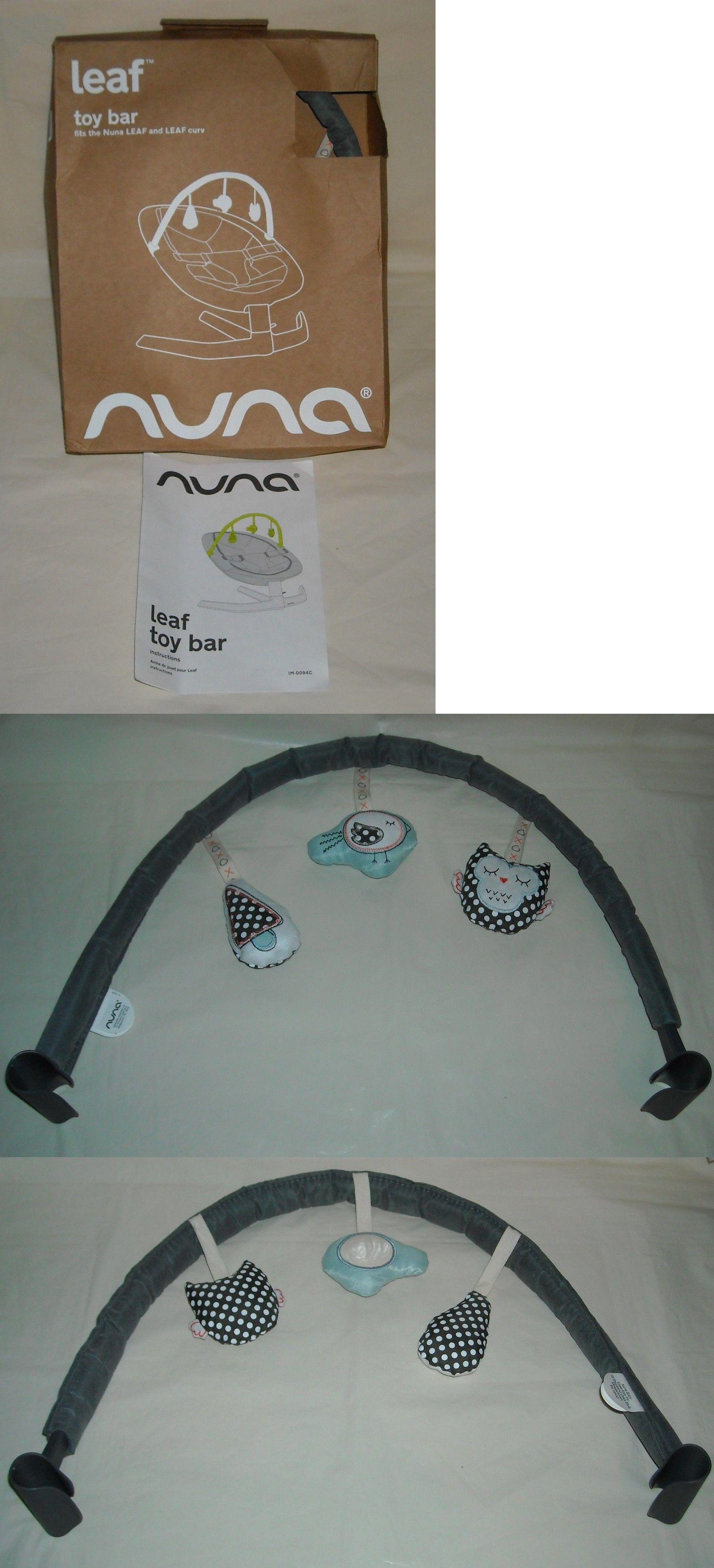 Baby Gear 100223: Nuna Baby Essentials Leaf Toy Bar For Nuna Leaf ...